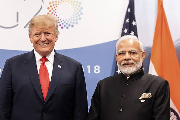 India again with America on article 370