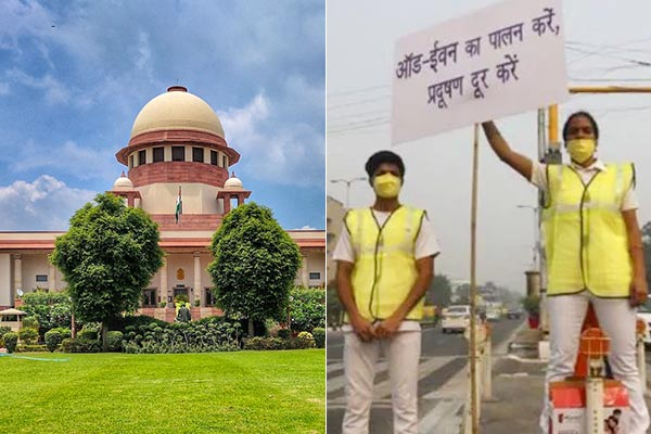 The Supreme Court on Monday asked Arvind Kejriwal led-Aam Aadmi Party government