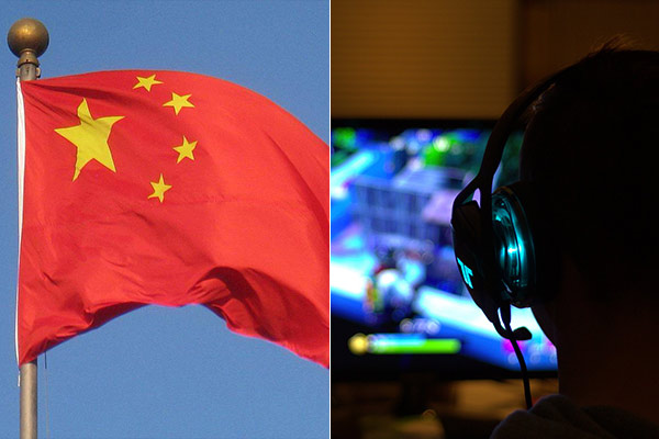 Partial ban on children playing video games in China