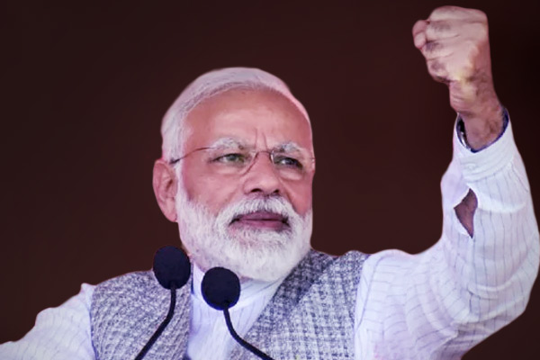 PM Modi ripped through the opposition parties for opposing  Citizenship Amendment Bill