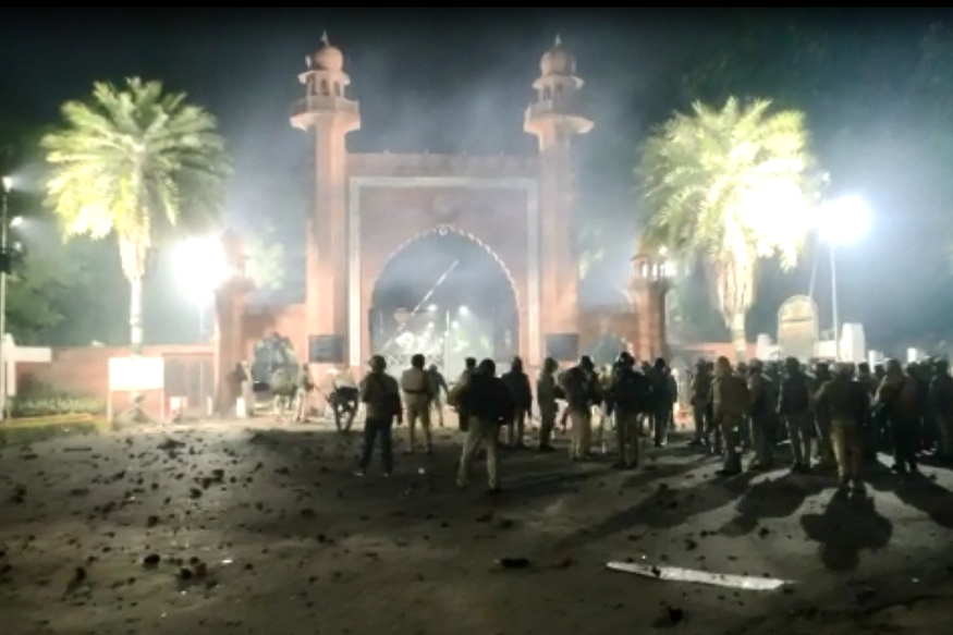 AMU closed till Jan 5 after the student police clash
