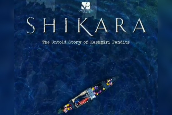 Vidhu Vinod Chopra Shikara to Release 30 Years After Exodus of Kashmiri Pandits