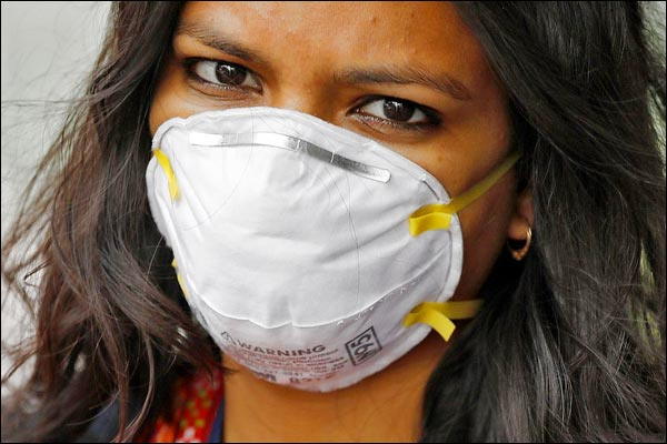 If this situation of pollution remains then in a few years our thinking power will be halved