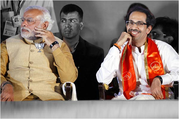 Shiv Sena said, Jharkhand also got out of the hands of the BJP.