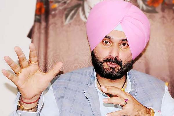 The government had raised the expenses of Sidhu  private Pakistan trip