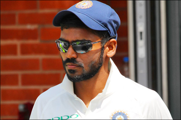 KS Bharat named back up wicketkeeper for second ODI