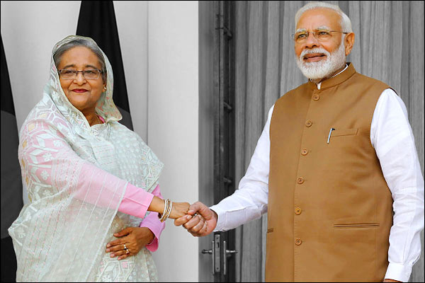 Sheikh Hasina says CAA is internal matter of India but unnecessary