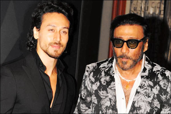 Jackie Shroff joins son Tiger film to play police inspector