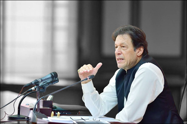 Imran Khan in an interview said his govt has decided not to publicly raise the issue of Uighurs Mul