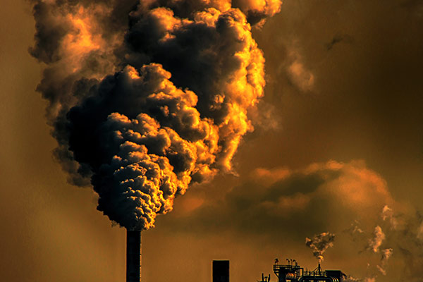 Low Air pollution can also increase risk of heart disease