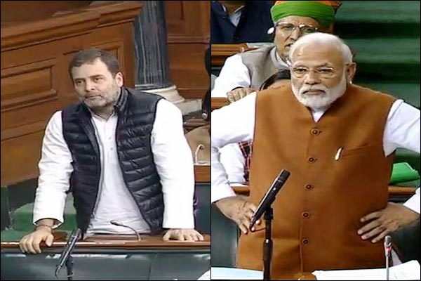 Modi told a Congress leader has announced that he will hit me with poles
