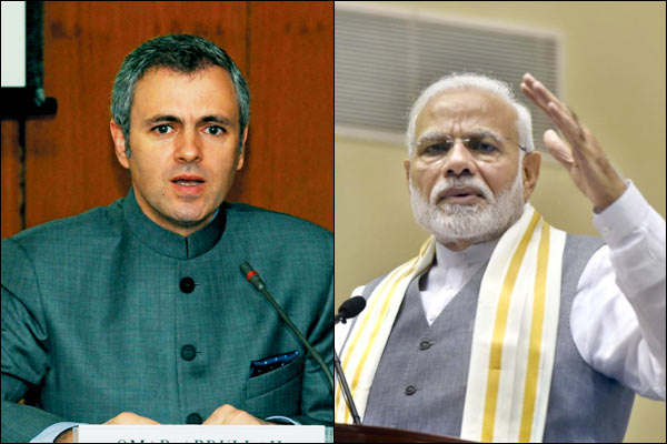 PM Modi cites quote from Fake News to hit out at Omar Abdullah