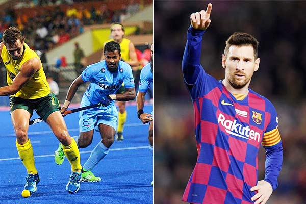 Messi first footballer to score 1000 goals, India beat Australia in Pro-Hockey League