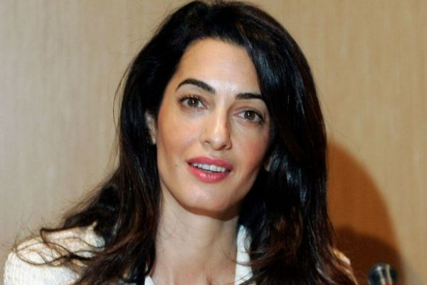 Human rights lawyer Amal Clooney hired by Maldives to fight for Rohingyas