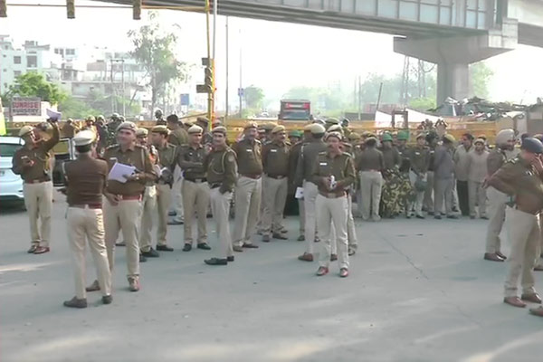 Section 144 implemented in Shaheen Bagh police force deployed in large quantity