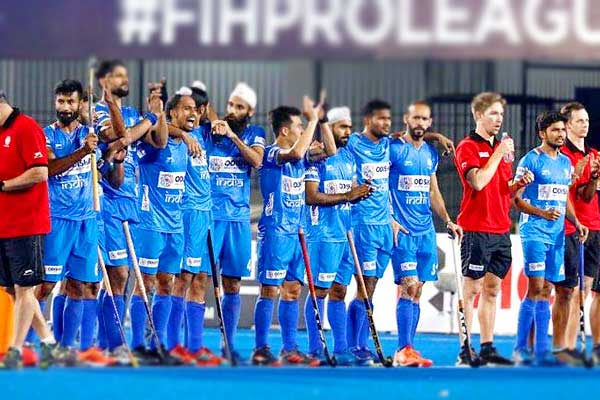 Indian men hockey team rises to all time highest ranking