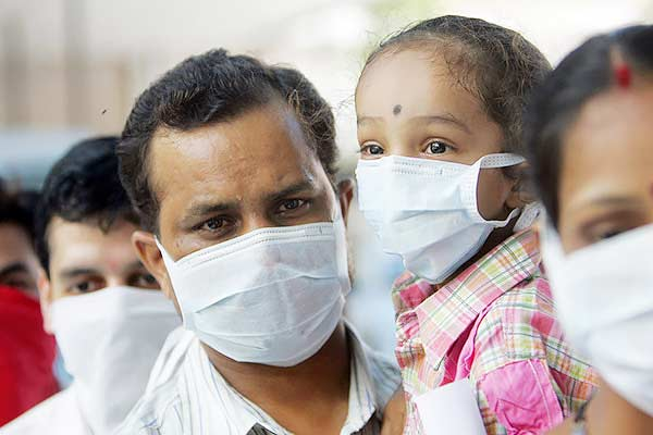 81 patients including 20 PAC personnel tested positive for swine flu in Meerut