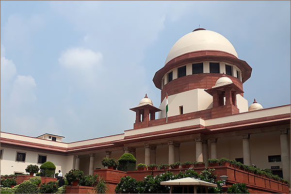 SC reply RTI is not required for court order or other documents