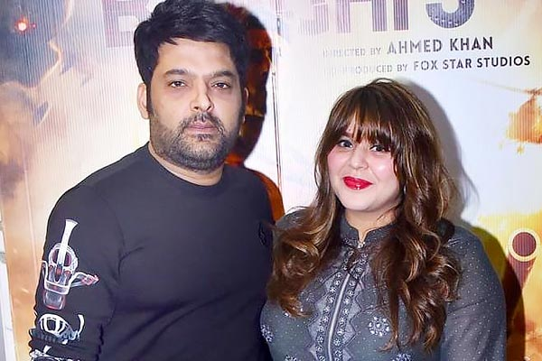 Comedian Kapil  wife Guinea trolls due to increased weight  people compare elephants