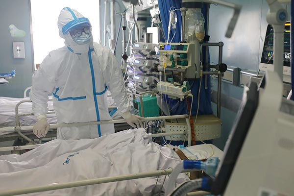 Noida firm executive tests positive for coronavirus had travelled to France and China