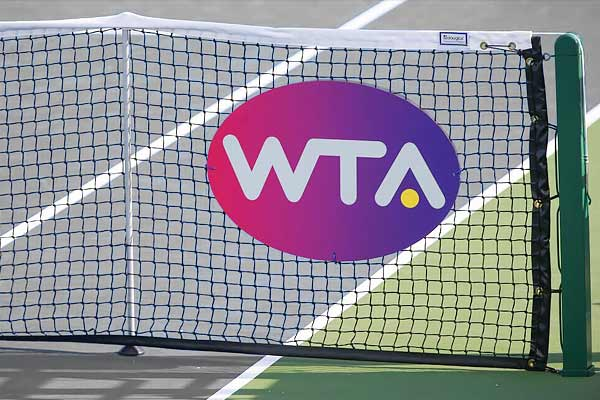 WTA put all tournaments on hold until May 2