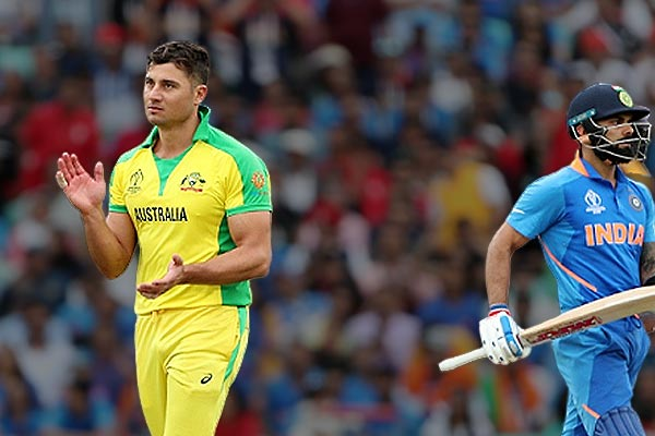 The players not playing are way more talented than me says  Marcus Stoinis