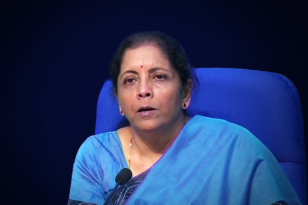 Finance Minister announces Rs 170000 crore package for relief fund Rs 50 lakh insurance cover