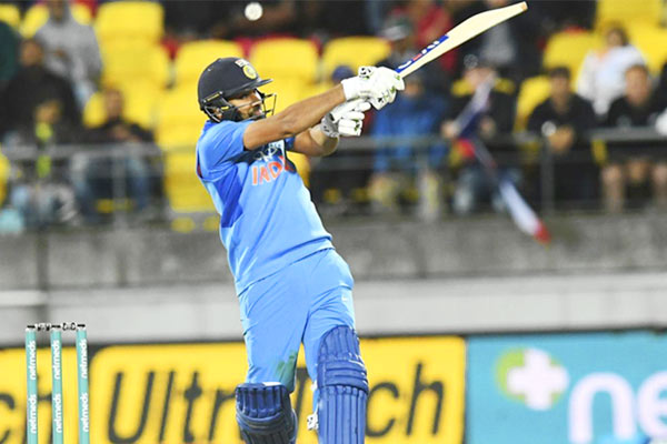 Rohit Sharma topped in terms of pull shot  yet ICC makes him Neglet