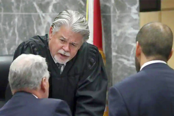 Get out of bed, put on some clothes, Florida judge to attorneys for zoom hearings