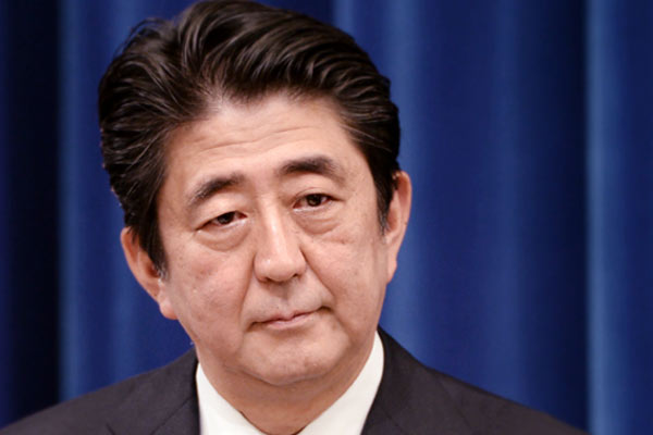 Shinzo Abe extended Japan nationwide coronavirus emergency