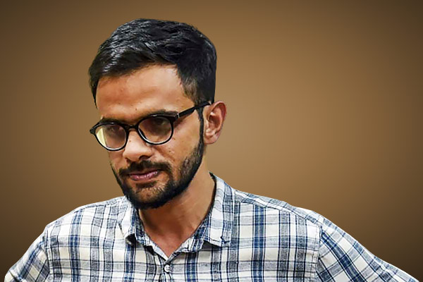 Delhi Police can interrogate Omar Khalid accused of inciting a riot