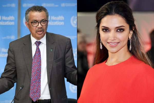 After backlash, Deepika conversation with WHO chief put on hold