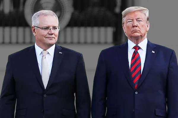 Along with Trump, Australian Prime Minister also supported changes in WHO