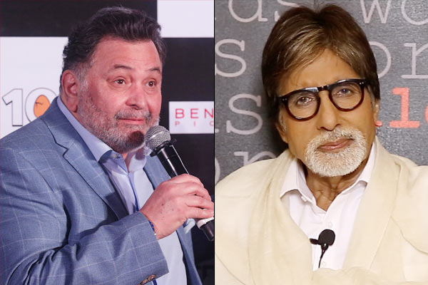 BigB pays tribute to Rishi Kapoor reveals in Memoriam video why he never visited him in hospital