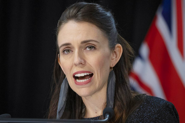 New Zealand PM Jacinda Ardern suggested the idea of four-day work week to combat coronavirus