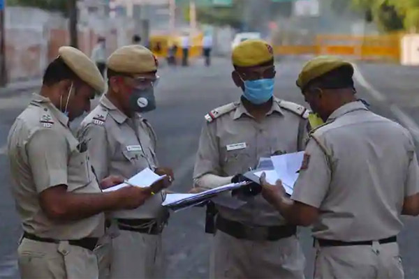 450 Delhi Police personnel infected with coronavirus, 196 recover from COVID19 infection