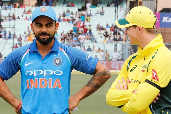 One thing I admire about Virat Kohli is the way he chases in white ball cricket Steve Smith