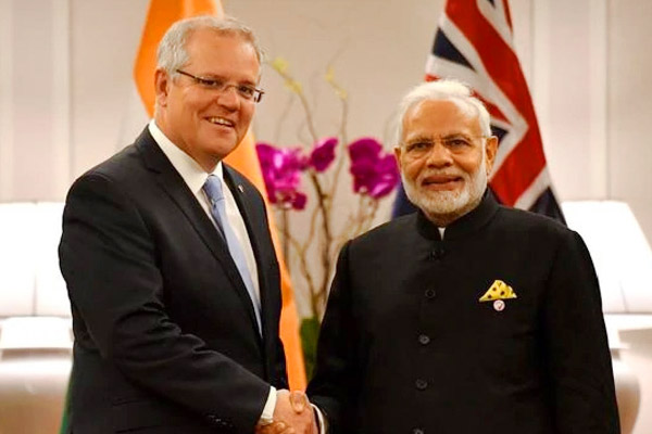 First virtual summit meeting between India and Australia today Modi-Morrison will discuss many impor