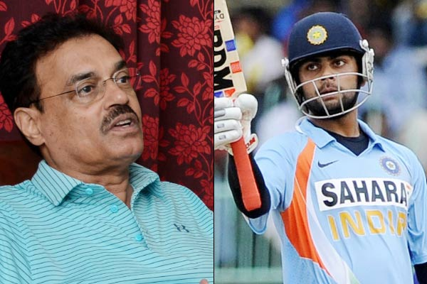 Virat Kohli ton against New Zealand for India A led to his senior team call-up Dilip Vengsarkar