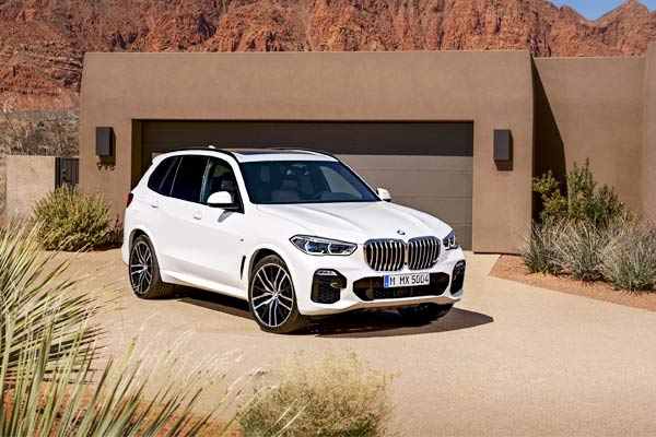 BMW introduced cheaper diesel variant of BMW X5