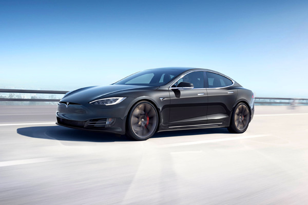 Tesla's Model S Long Range Plus car becomes first electric car to achieve 644 km range