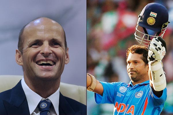 Sachin Tendulkar was not enjoying his cricket at all when I arrived in India as the coach Gary Kirst