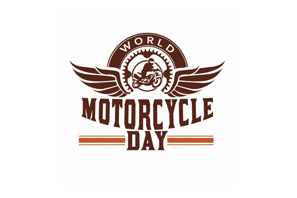 Today is World Motorcycle Day Solo ride and safe riding have to be given importance
