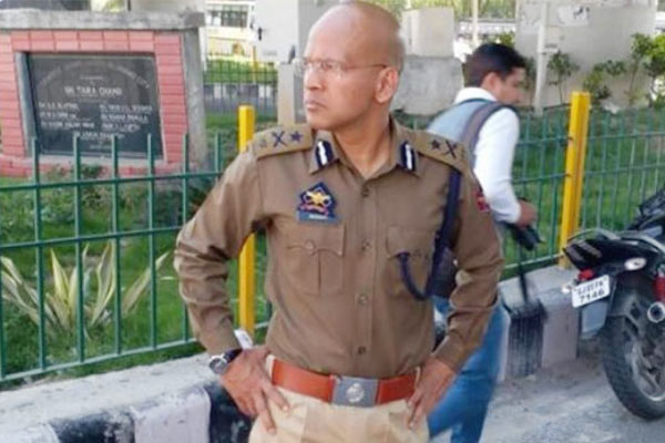 MHA suspends Jammu and Kashmir IPS officer Basant Rath for misconduct