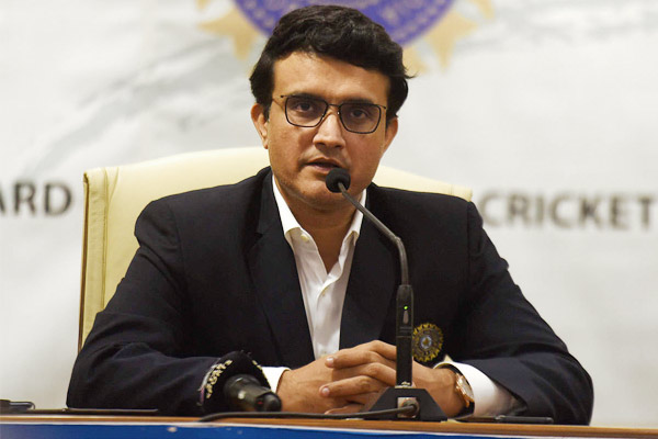 Ganguly said  I am young now, not in a hurry to become ICC chairman