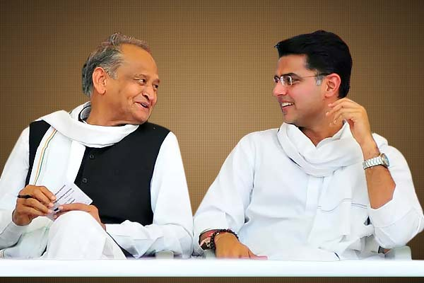 Sachin Pilot revolts against Rajasthan CM Ashok Gehlot claims support of over 30 MLAs to skip Congre