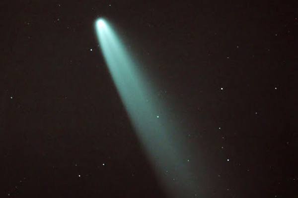 Rare comet NeoVis seen from Earth will be able to see naked eyes for next 20 days