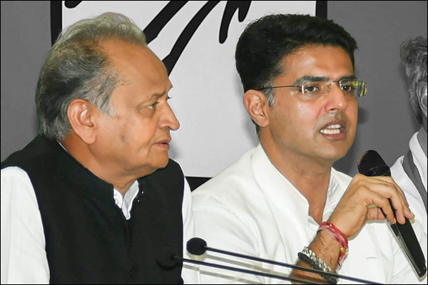 Rajasthan Congress confident of majority, Sachin Pilot thinks otherwise