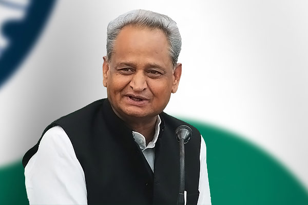 Ashok Gehlot calls in media to showcase strength after Pilot claims the CM has lost majority