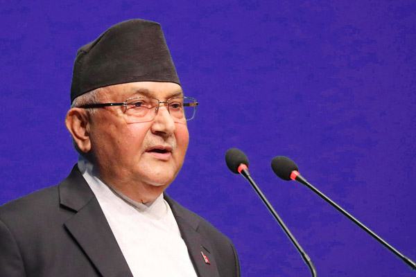 Lord Ram is Nepali and not Indian Nepal PM KP Sharma Oli